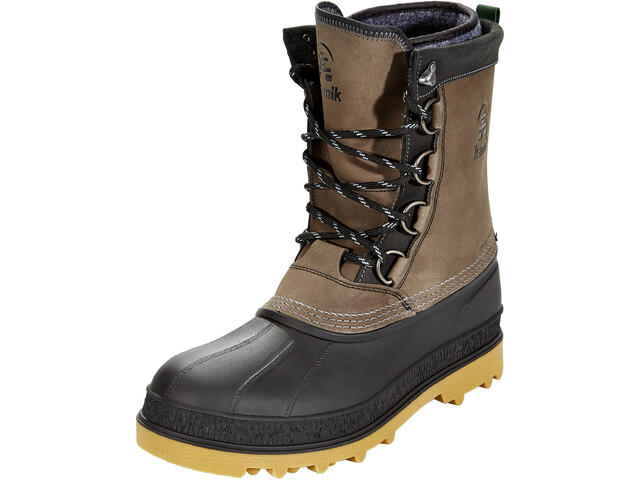 Kamik William Shoes Herren charcoal-charbon